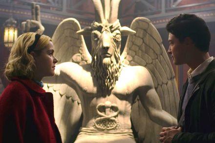 Satanic Temple sues Netflix