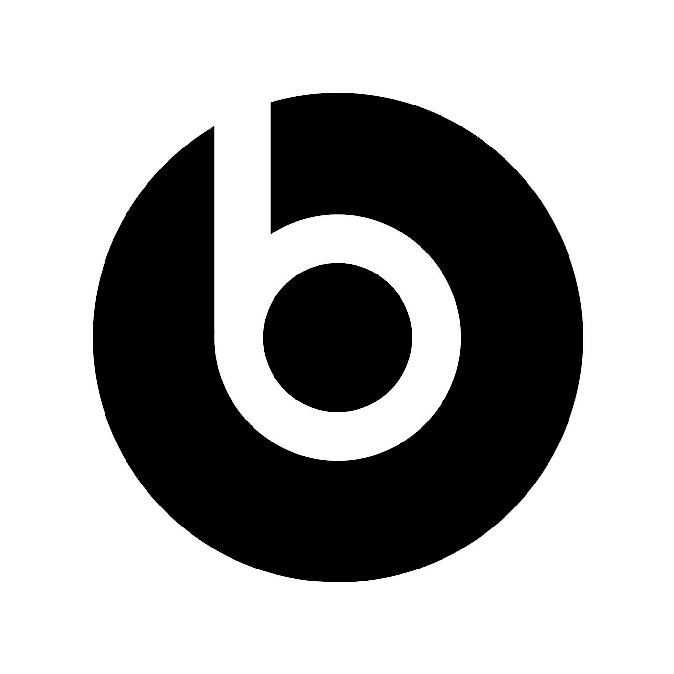 beats by dre logo black wwwimgkidcom the image kid